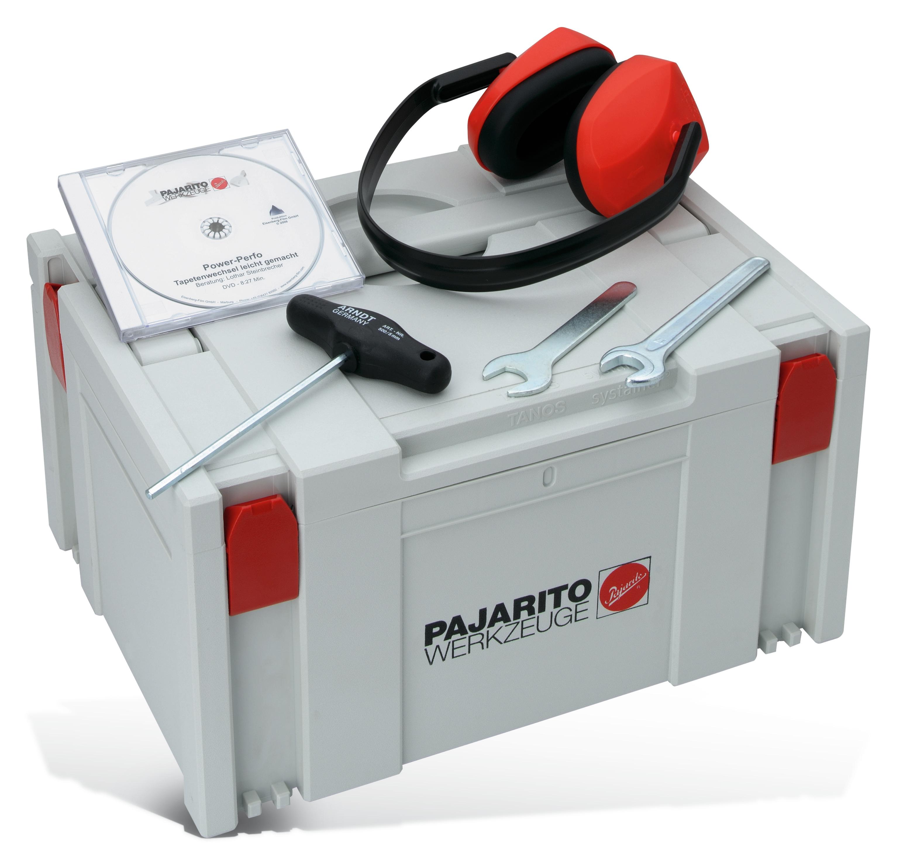 Ersatzrädchen für Power-Perfo Pajarito