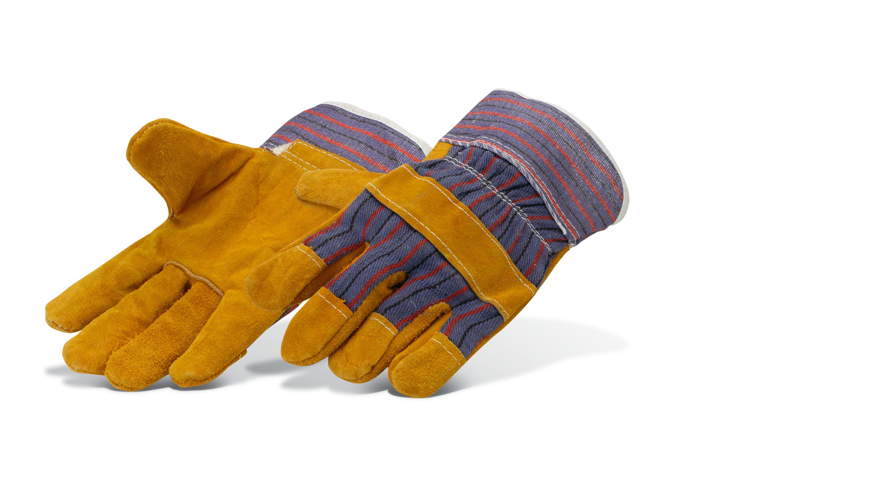 Chromlederhandschuhe Pajarito